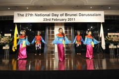 The 27th National Day of Brunei Darussalam 2011